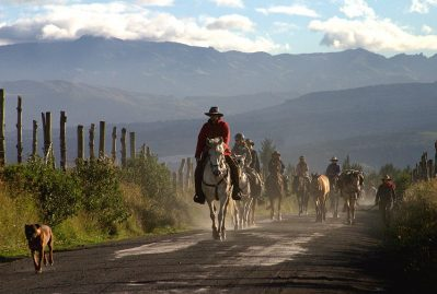 Hacienda to Hacienda- enjoy the beauty of a ride in Ecuador